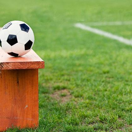 Fußballtore in Hullern